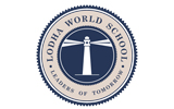Lodha lodha-world-school logo